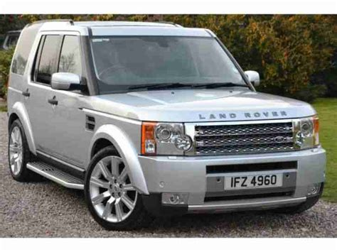 land rover discovery 2008 2008 land rover discovery 3 hse brand engine and turbo