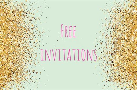 Downloadable Invitations Uk | free printable children s birthday party invitations