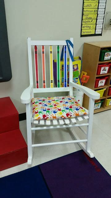kindergarten rocking chair 17 best images about classroom design on