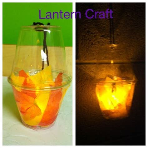 lanterns craft 25 best ideas about lantern craft on cing