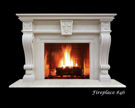 buy cantera fireplaces and limestone fireplaces