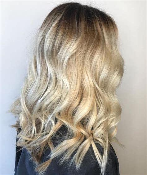 22 gorgeous shades of blonde hair