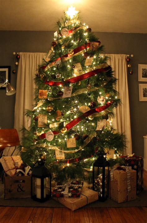 decorated tree themes best decoration ideas project 4 gallery