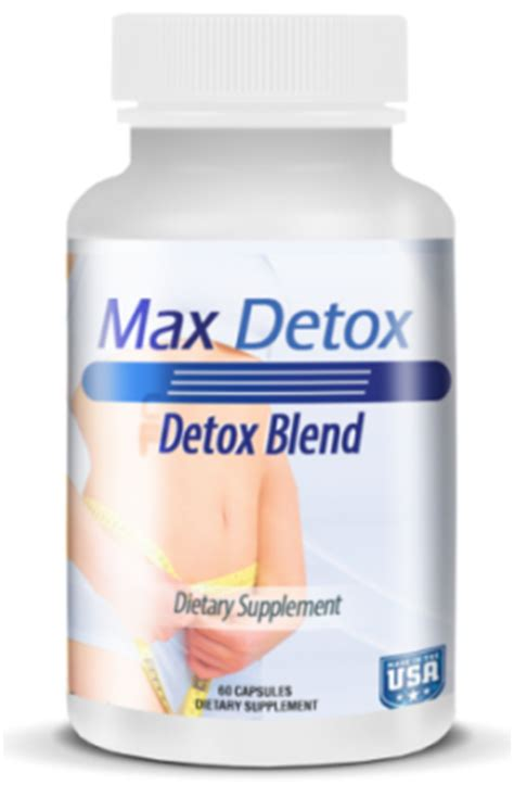 How To Detox My From Pills by Max Detox Pills In Advertising