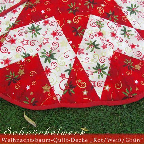 decke weihnachtsbaum weihnachtliche quilt decken decken f 252 r baum und tisch