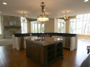 Open Kitchen Floor Plans Keeping Up With The Jensens How To Live