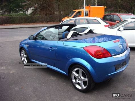 opel tigra 2005 2005 opel tigra twin top 1 4 car photo and specs