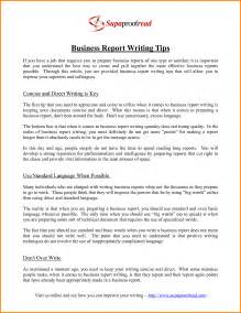 Sample On How To Write A Report How To Write A Report Using