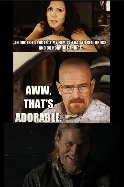 Sons Of Anarchy Meme - memes love me and my heart on pinterest