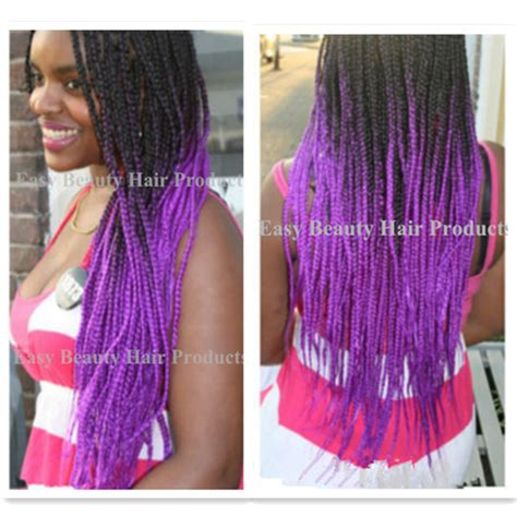 micro braids ombre hair 2015 ombre lace front wig synthetic x pression braiding