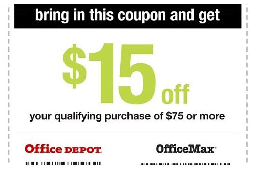 office max coupons january 2018