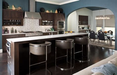 Kitchen Design Dallas Contemporary Blue Green Kitchen Contemporary Kitchen Dallas By Rsvp Design Services