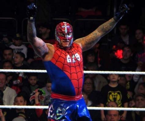 page   wrestlers   superhero counterparts