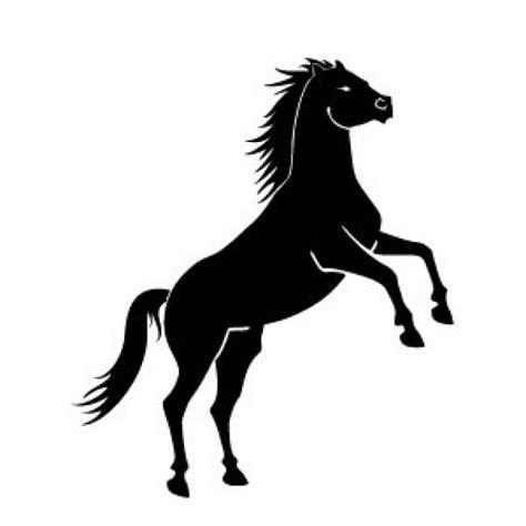 imagenes vectores caballos negro vector caballo salvaje descargar vectores gratis