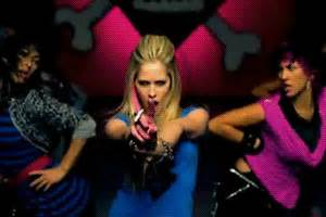 If I See Avril Finger The Paparazzi One More Time by Must See Vh1 Publish Singer Bad Dancer List