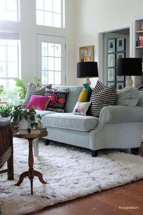 light blue sofa ideas  pinterest ikea