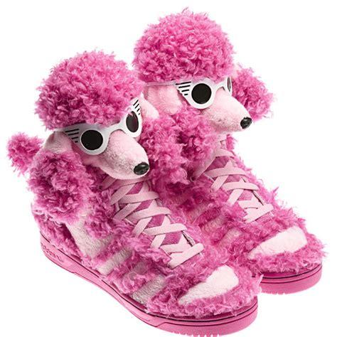 designs poodle shoes