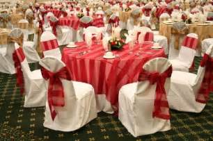 rote dekoration wedding reception decoration pictures