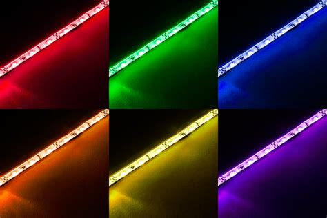led changing light strip emitting led light strips outdoor led tape light