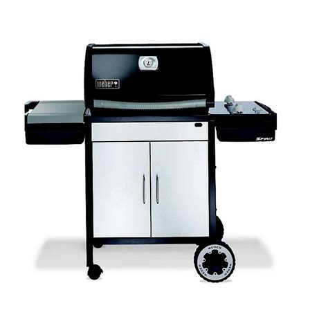 weber spirit e 310 gas grill review