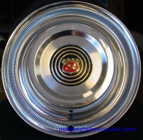 1958 buick hubcap 15 quot 58 buick pass polished finish