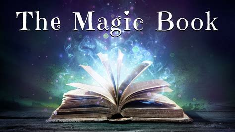 The Magic Book guided meditation for children the magic book