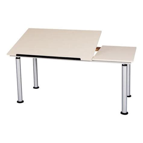 Adjustable Height Drafting Table All Adjustable Height Split Top Drafting Tables By Shain Options Vocational Furniture