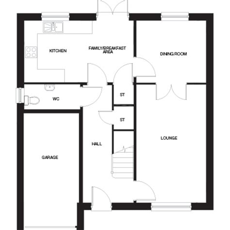 taylor wimpey floor plans the geddes taylor wimpey