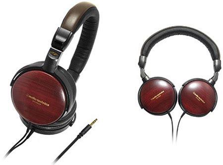 Ath Esw9 Sovereign Wood Headphones audio technica ath esw9 sovereign wood headphones