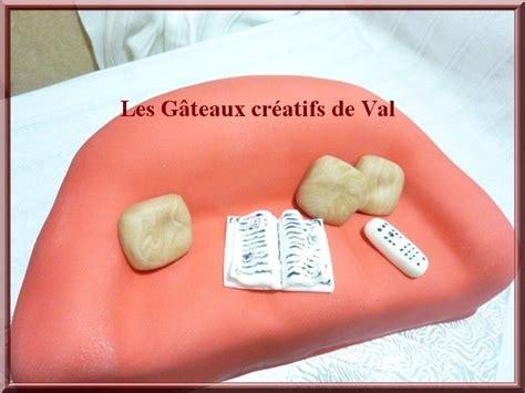canap駸 sucr駸 g 226 teau canap 233 sofa cake les gateaux creatifs de val