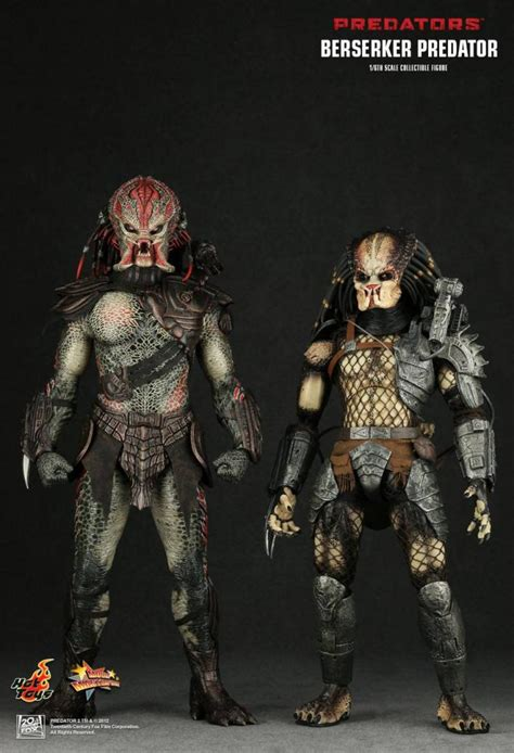 Toys 1 6 Predators Mms130 Berserker Predator Masterpiece Fi toys mms130 predators berserker predator