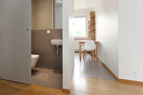 Sliding Bathroom Door Ideas Sliding Bathroom Door Interior Design Ideas