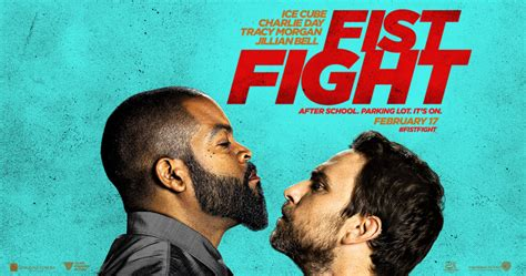 latest movie releases fist fight 2017 ice cube s fist fight red band trailer ub advance screening urbanbridgez com urban e zine