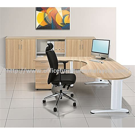 office desk set for sale office manager desk set furniture online malaysia