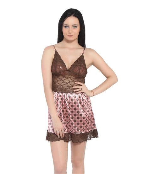 Dress Doly Kotak buy affair peachpuff lycra baby doll dresses at best prices in india snapdeal