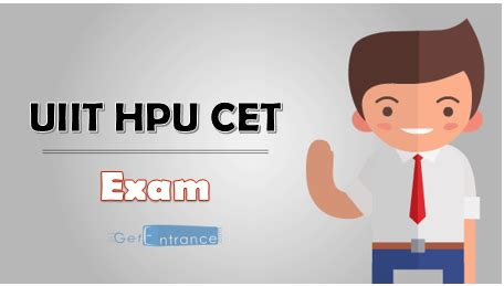 Hpu Mba by Uiit Hpu Cet 2018 Application Form Dates