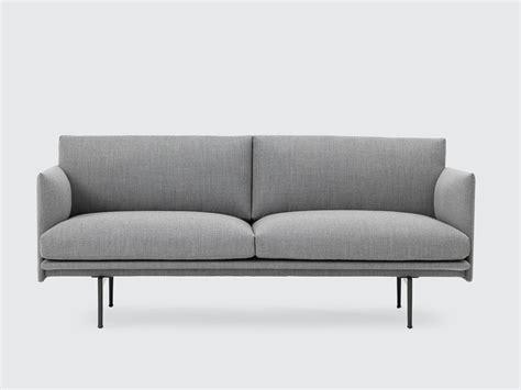 buy  muuto outline  seater sofa  nestcouk