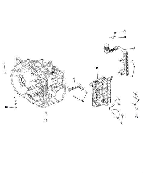 2010 Jeep Patriot Parts Diagram