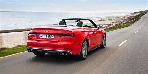 s5 audi specs 2018 audi a5 s5 cabriolet pricing and specs photos 1