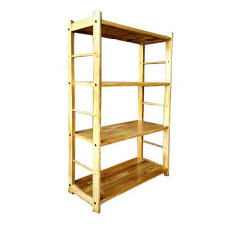 Rak Kayu 2 Susun Serbaguna Untuk Buku Mainan Multifungsi Gojek Only Jual Qq Furniture Rak Kayu Serbaguna 4 Susun