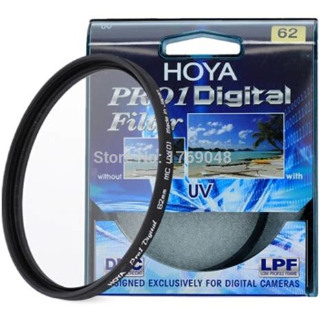 Uv Filter Kenko Pro 1 Digital 62mm hoya carnosa chinaprices net