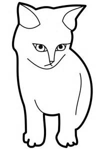 cat coloring sheets cat coloring pages 2 coloring lab
