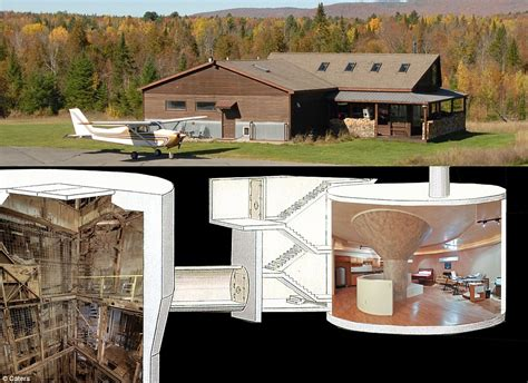 missile silo homes for it ll cost you a bomb cold war missile silo converted
