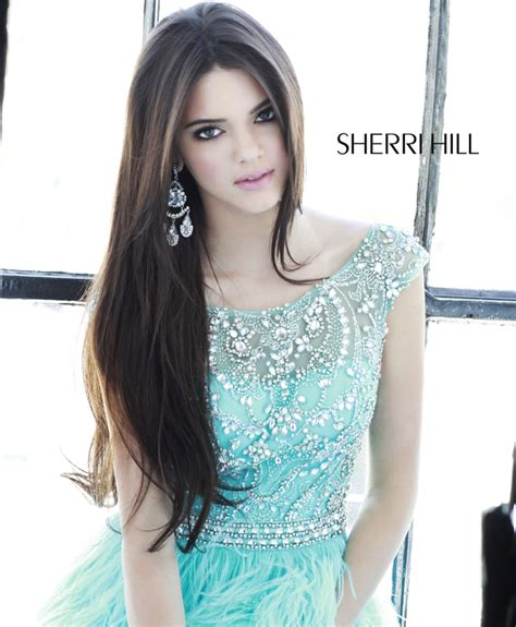 hair sherri hill 22 best images about kendall and kylie jenner for sherri