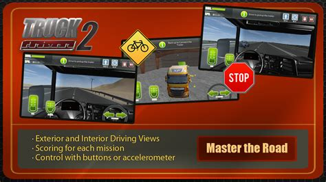 truck driver highway race 3d 1mobile