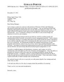 effective cover letter sles the best letter sle