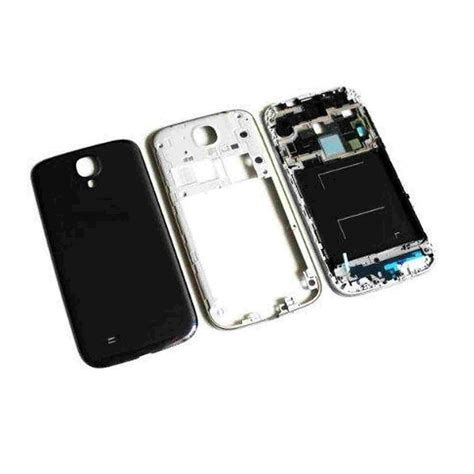 For Samsung S4 Black housing for samsung i9500 galaxy s4 black