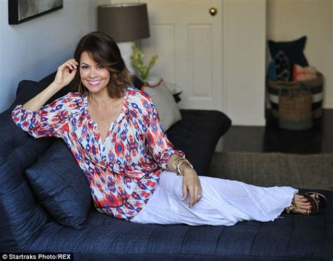 burke charvet models lunch lounge clothing line daily mail