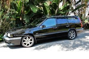 Volvo Wago 1997 Volvo 850 R Wagon Last Year