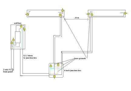 wiring diagram for fahrenheat electric baseboard heater
